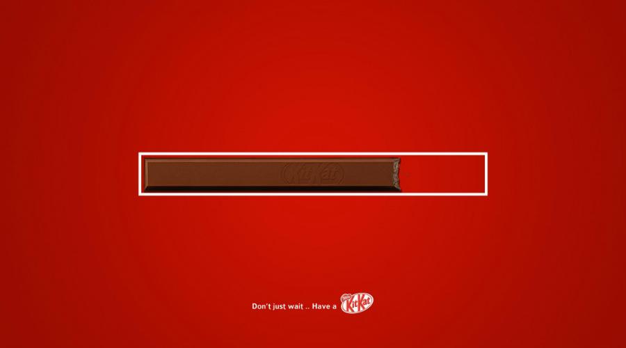 Kitkat ad