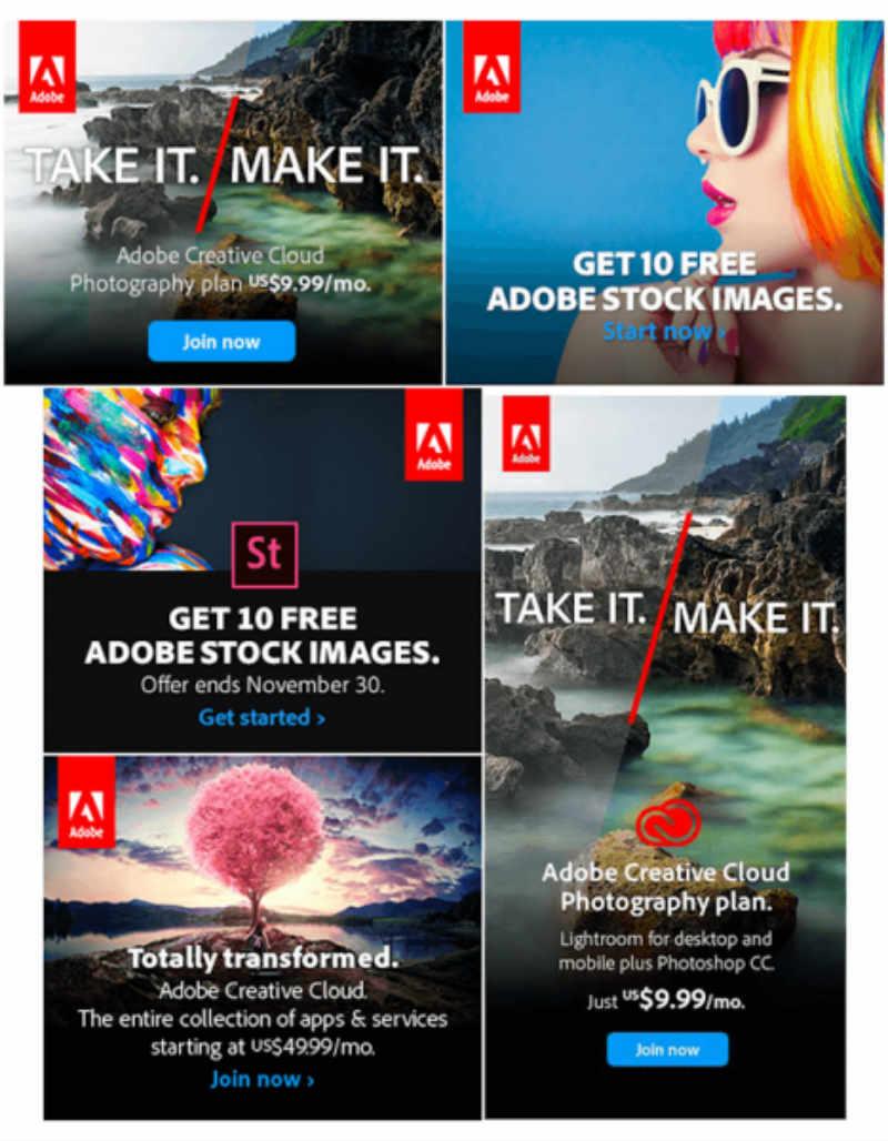 ADOBE online marketing