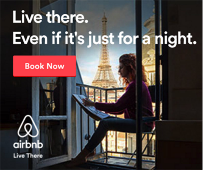AIRBNB online marketing
