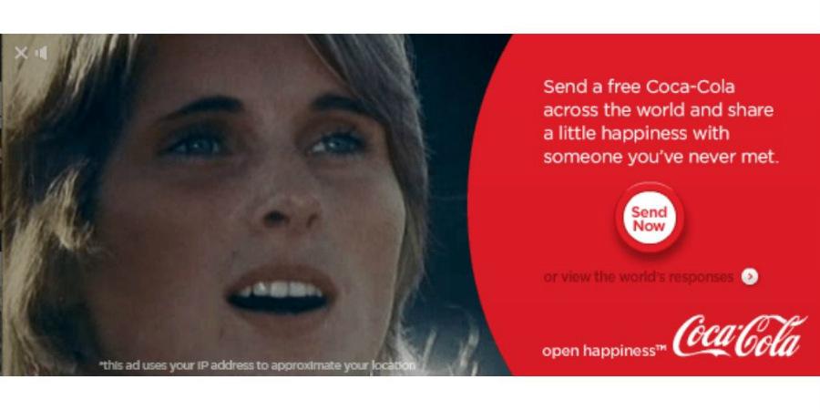 COCA_COLA online marketing
