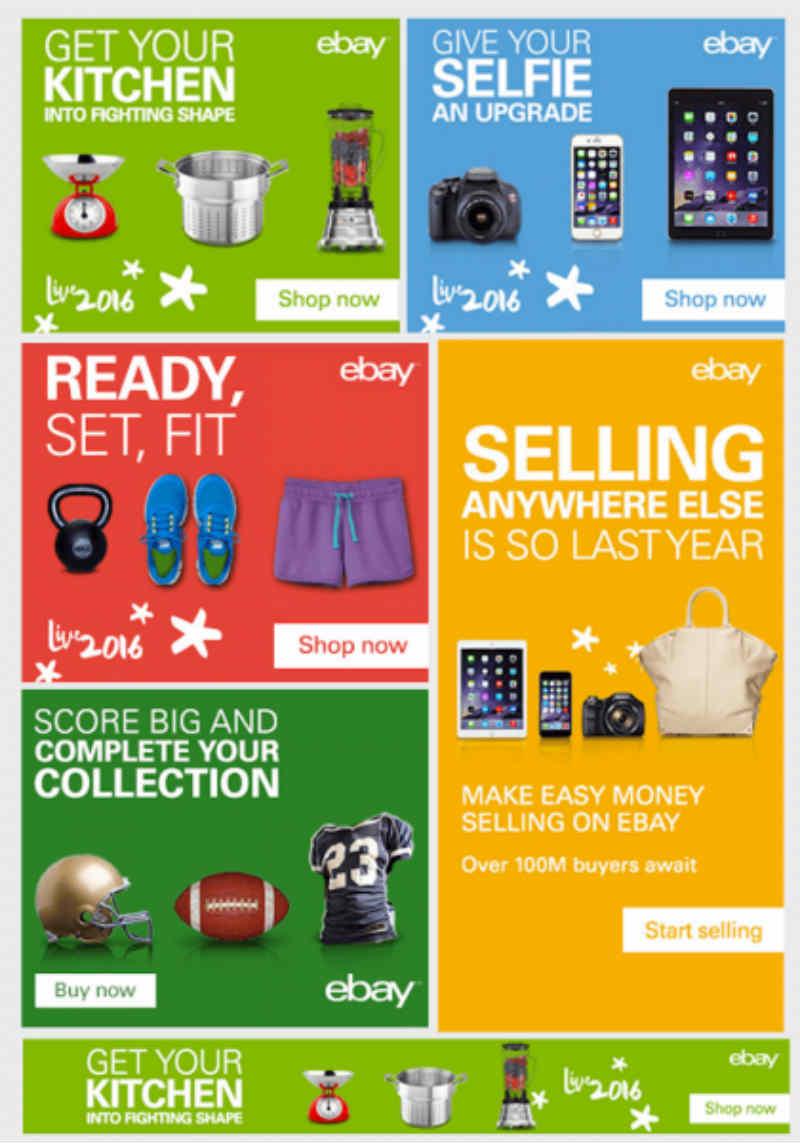 EBAY online marketing