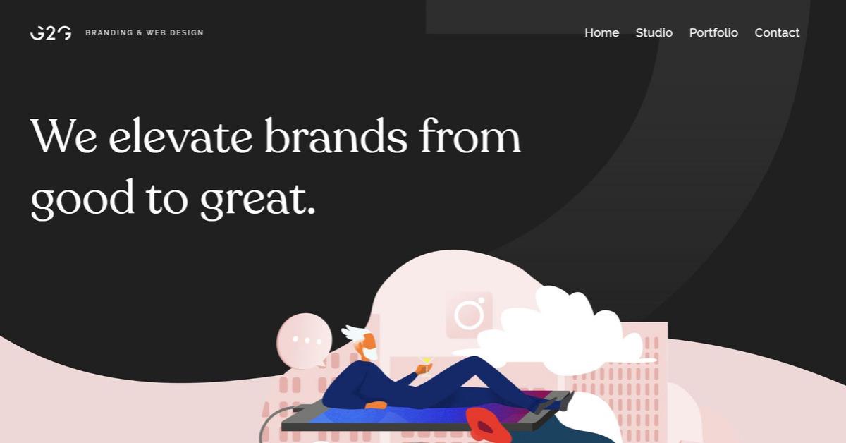 G2G homepage