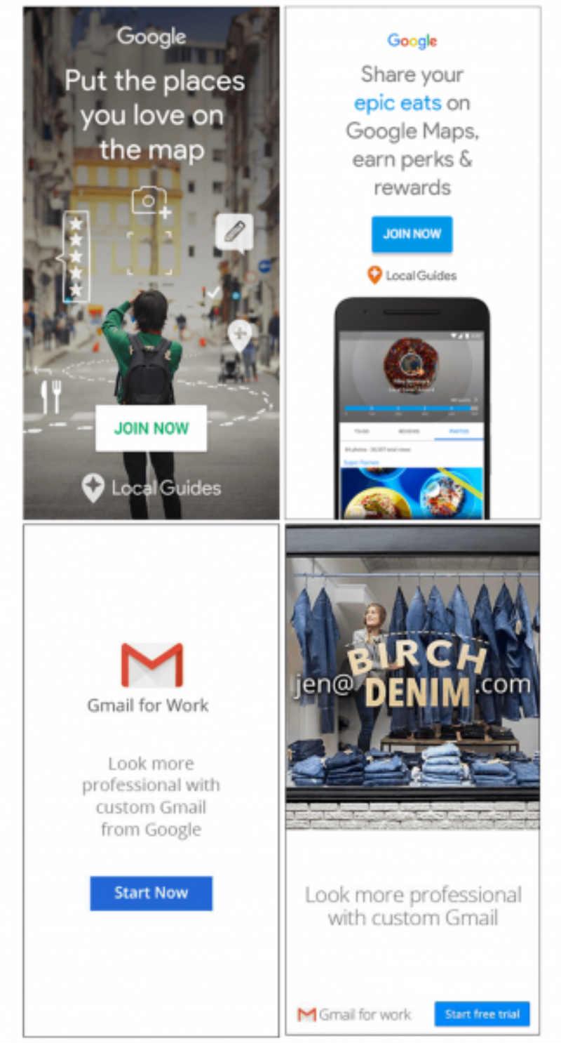Google online marketing