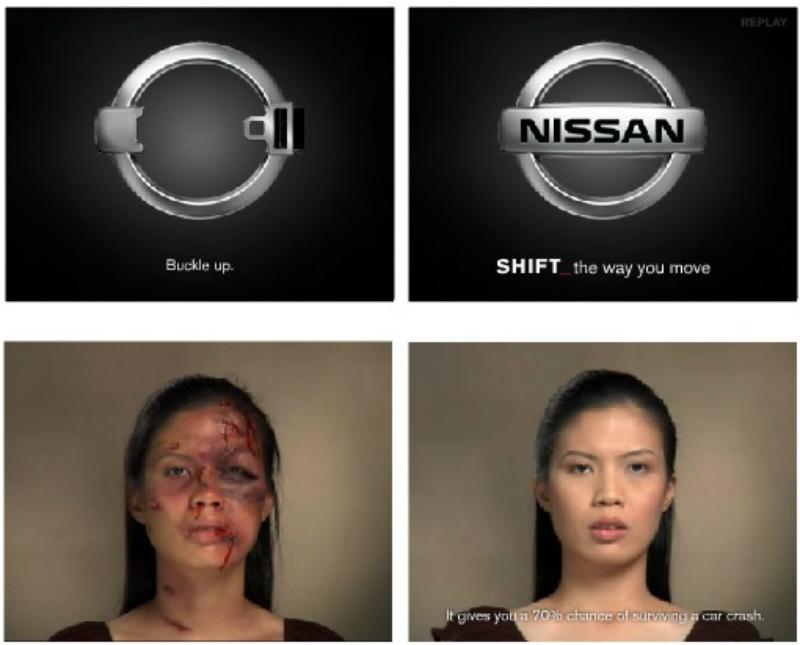 NISSAN online marketing