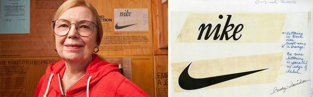 nike logo designer