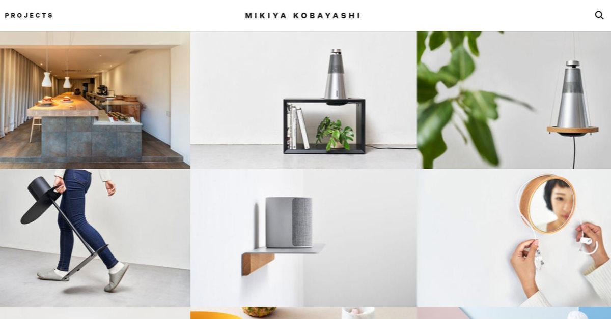 mikiya kobayashi homepage