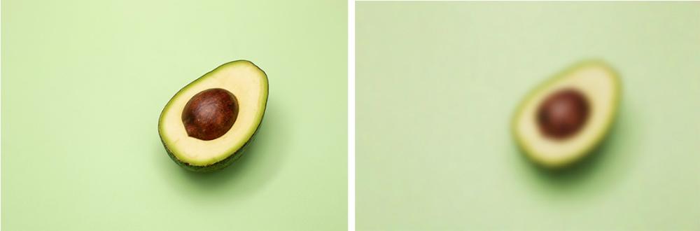enticing comparison on avocados