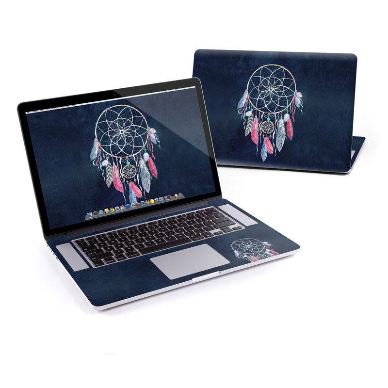 dreamcatcher laptop sticker design