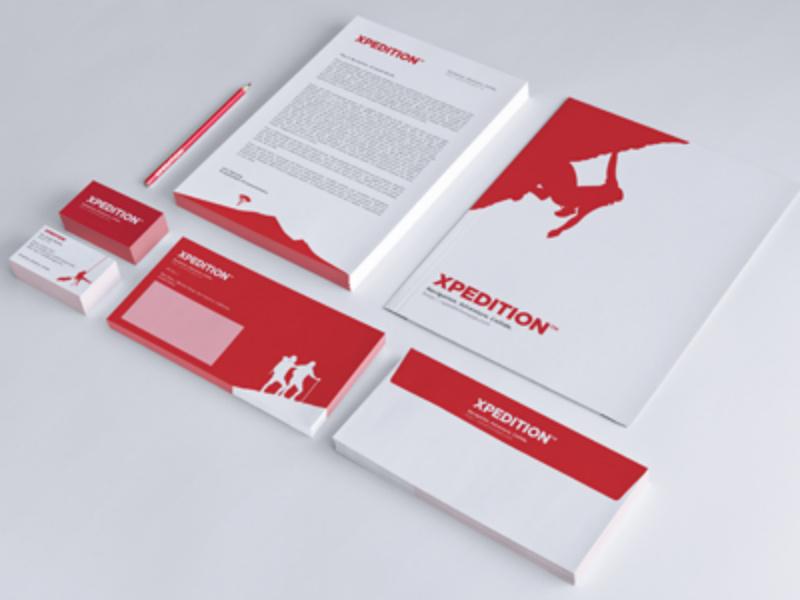 consistent branding on letterhead