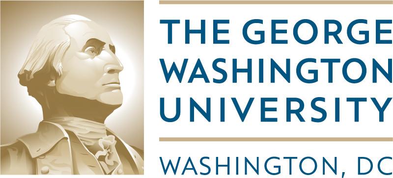 gwu new logo design