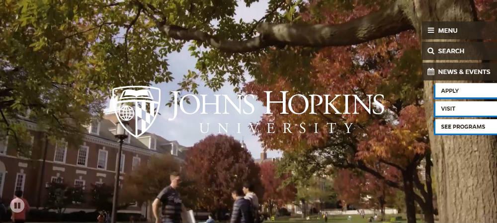 Johns_Hopkins website
