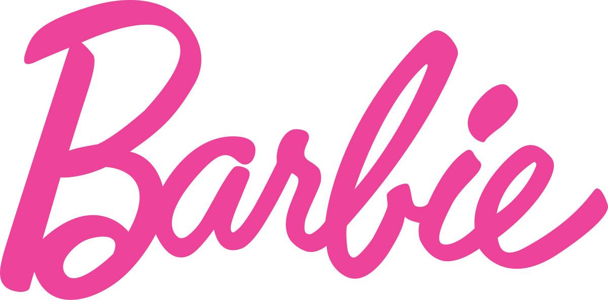 barbie wordmark