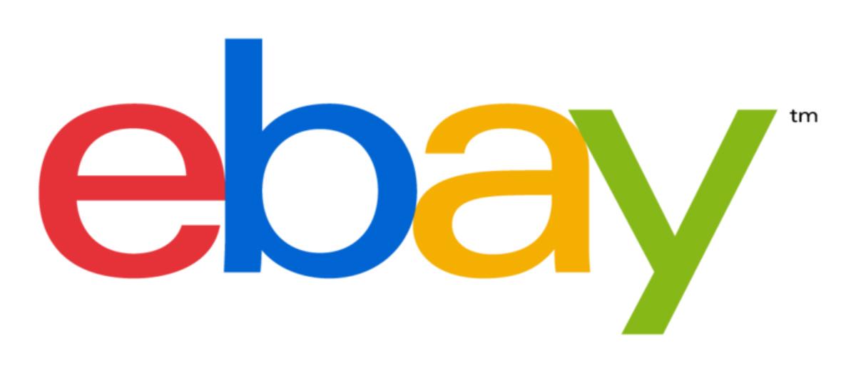 ebay wordmark