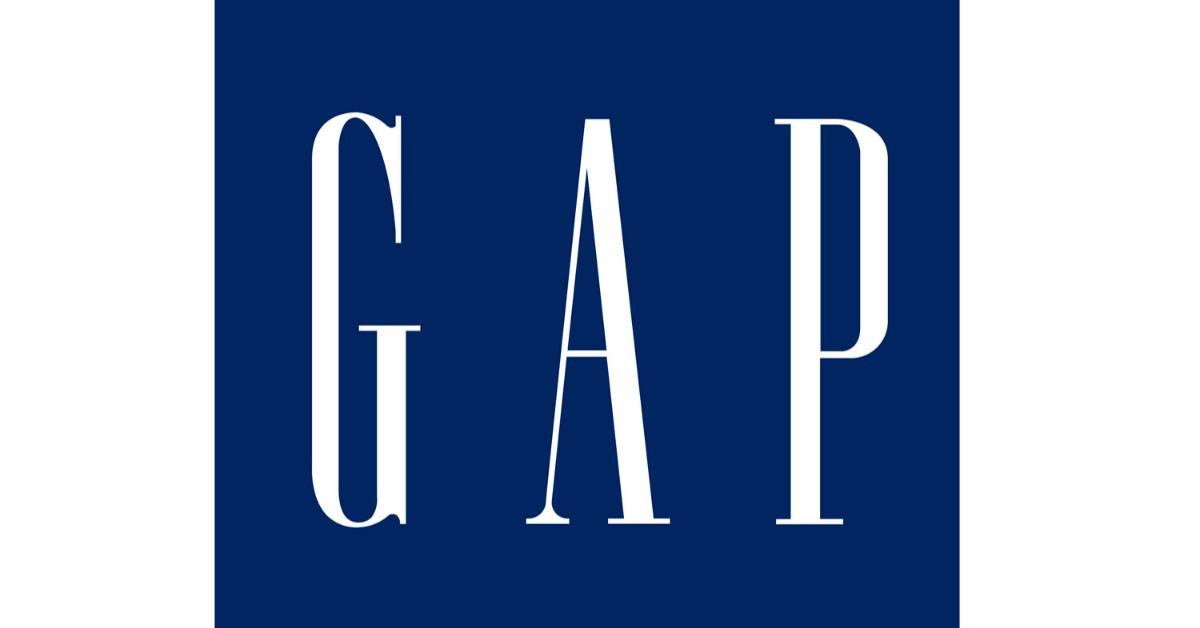 gap wordmark