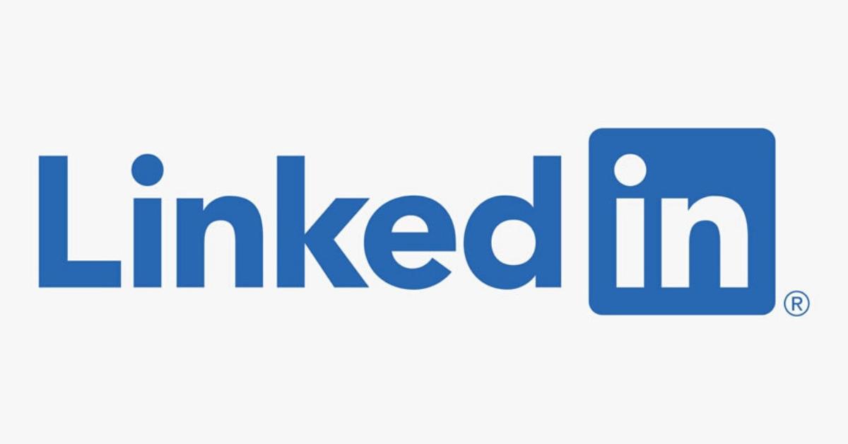 linkedin wordmark