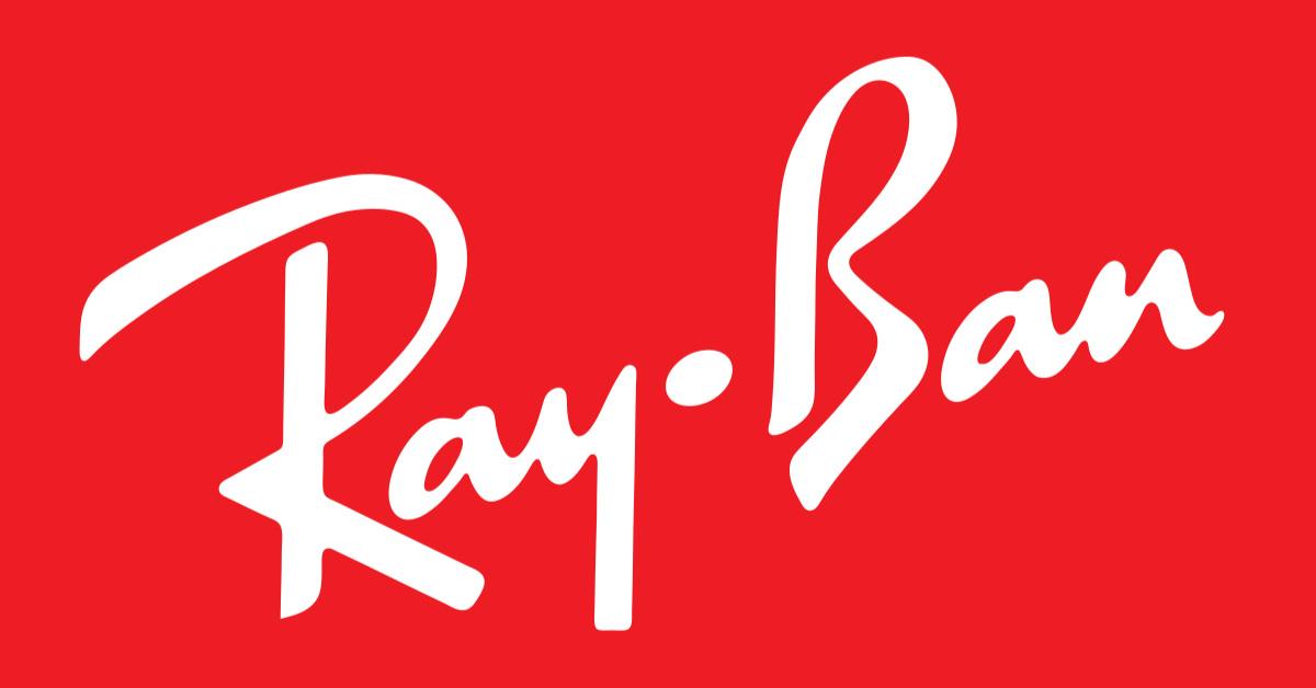 ray-ban wordmark