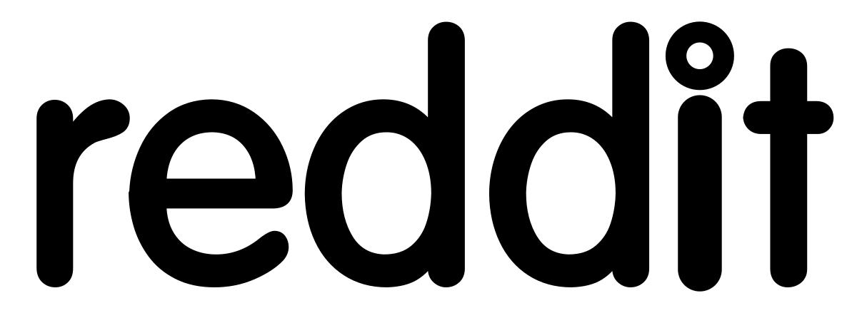 reddit wordmark