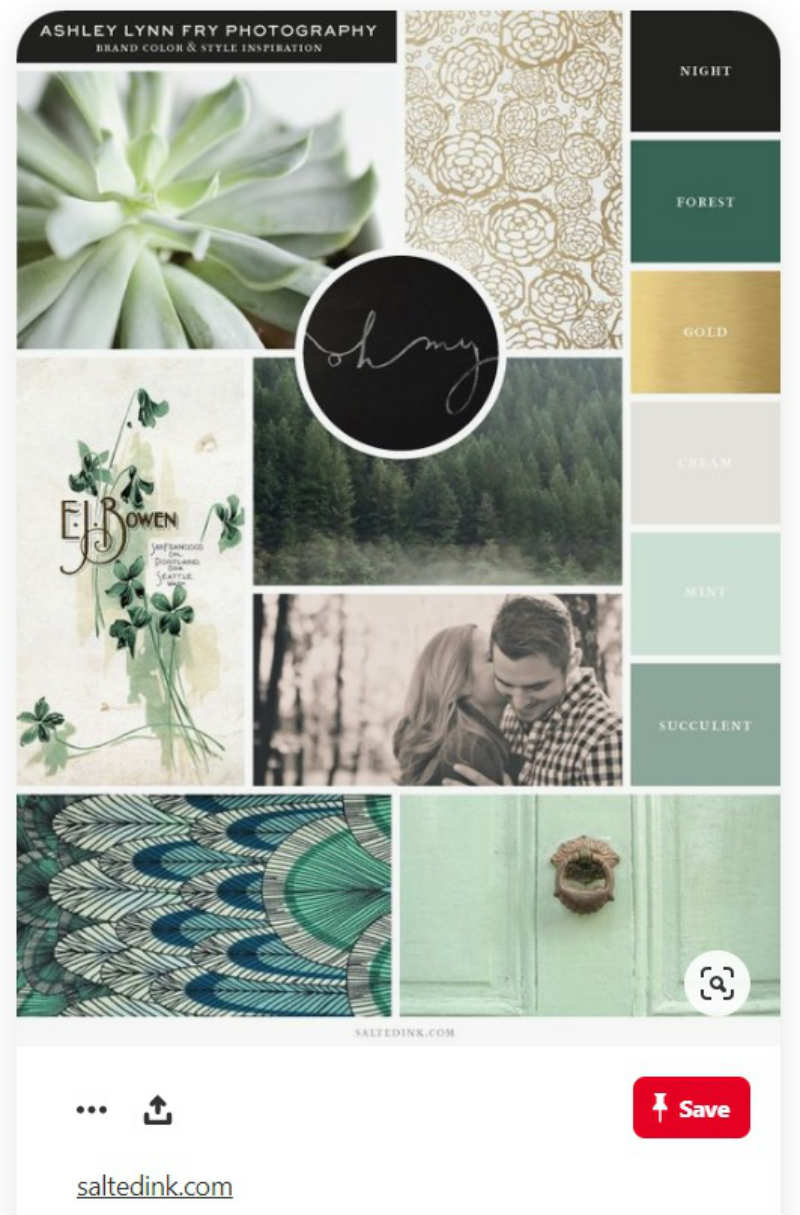 pinterest graphic design