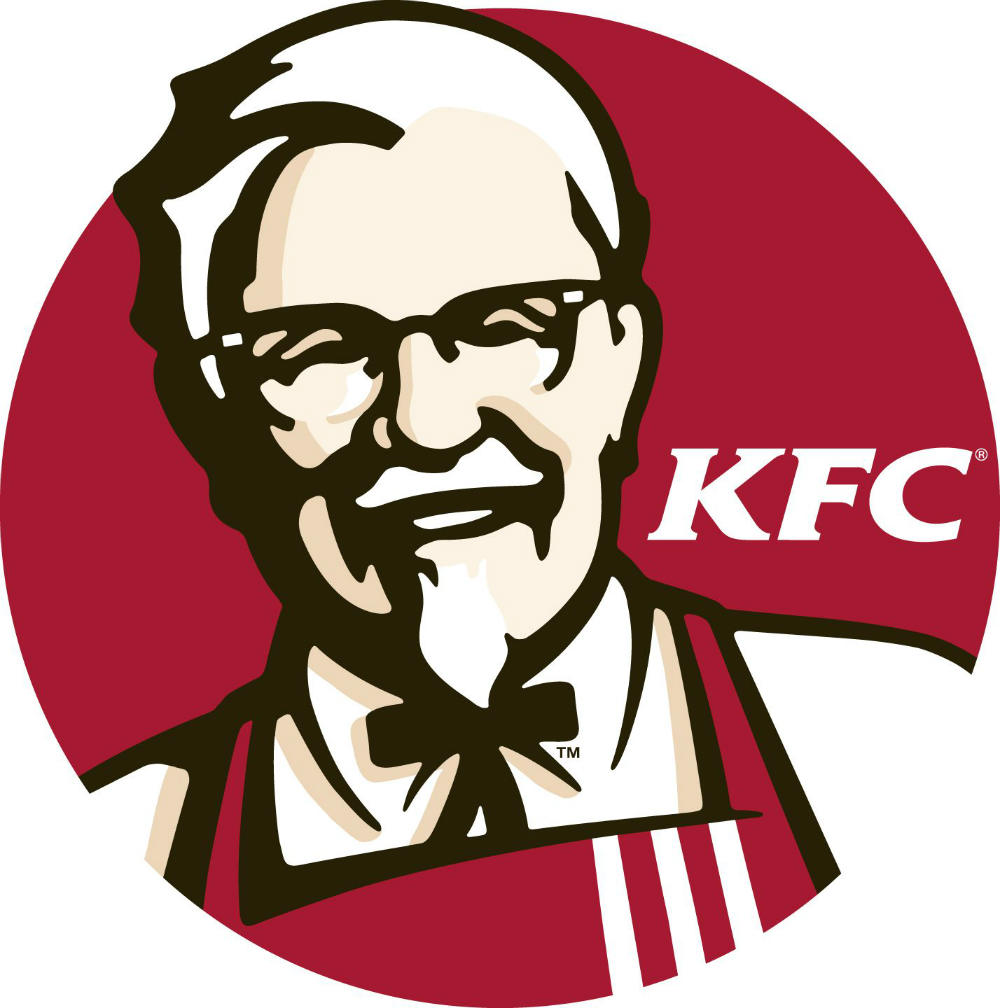 fast food chain famous logo