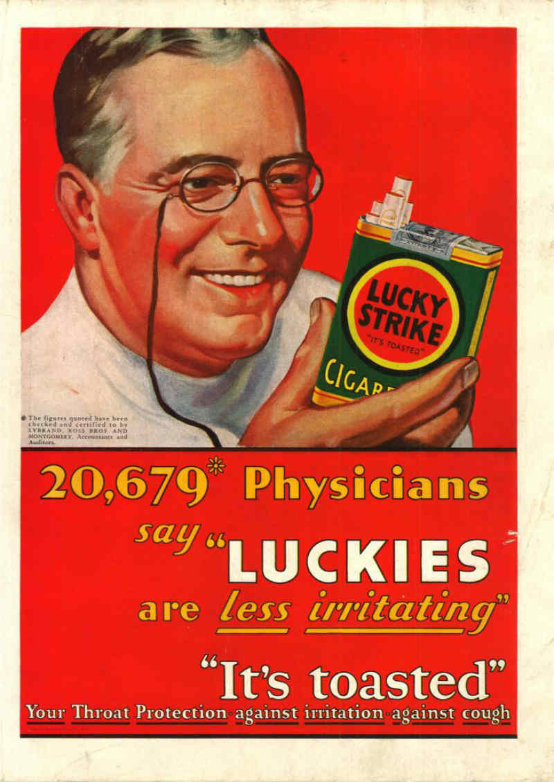 vintage viral ad campaign example