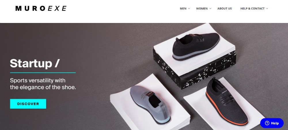 ecommerce site example