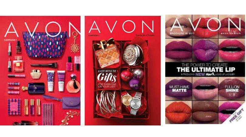 avon ad design