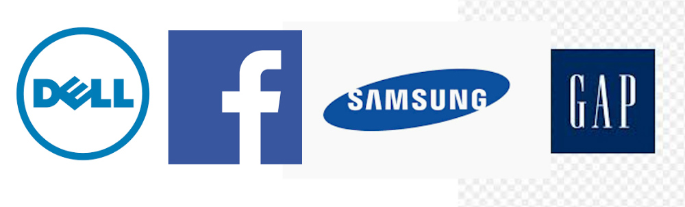 brand logos examples