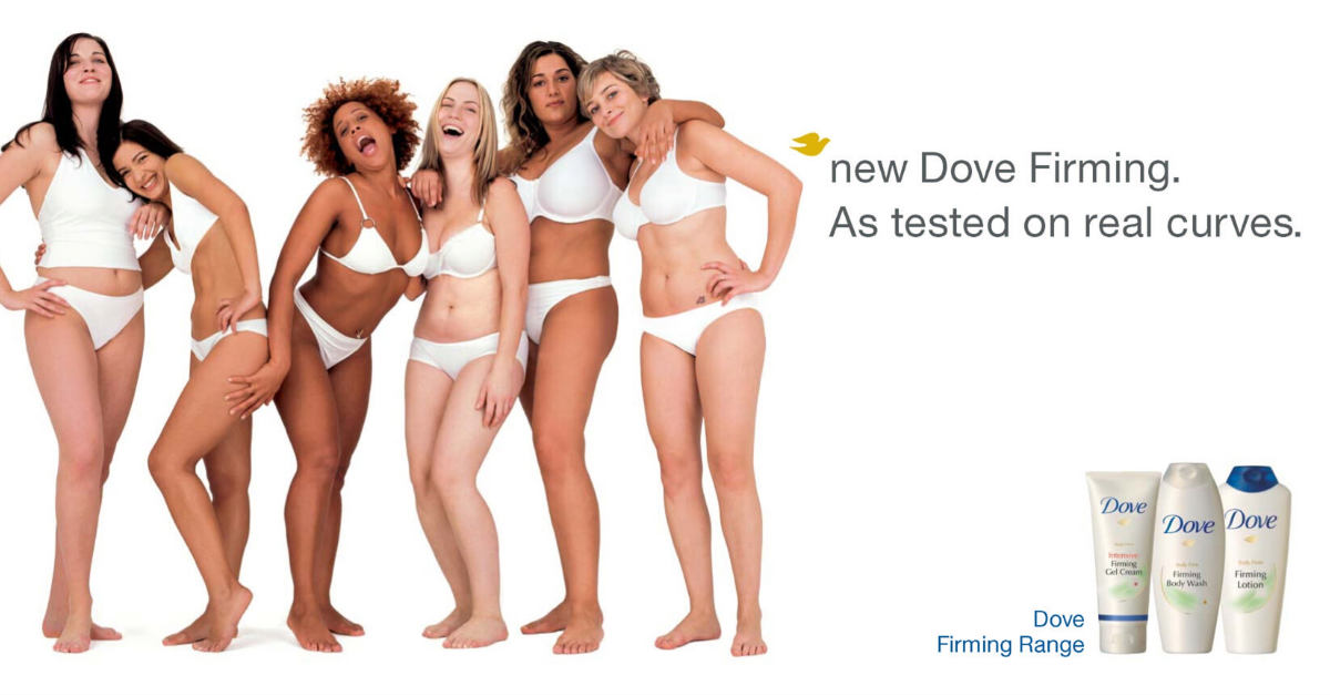dove advertising