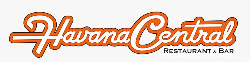 havana central typography