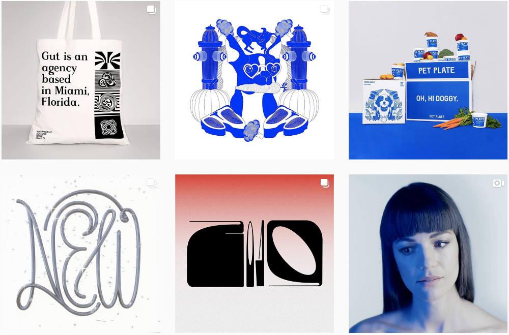top graphic designer on instagram