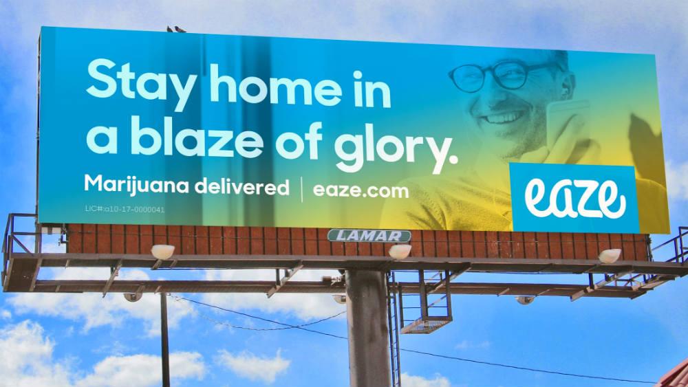 eaze advertising