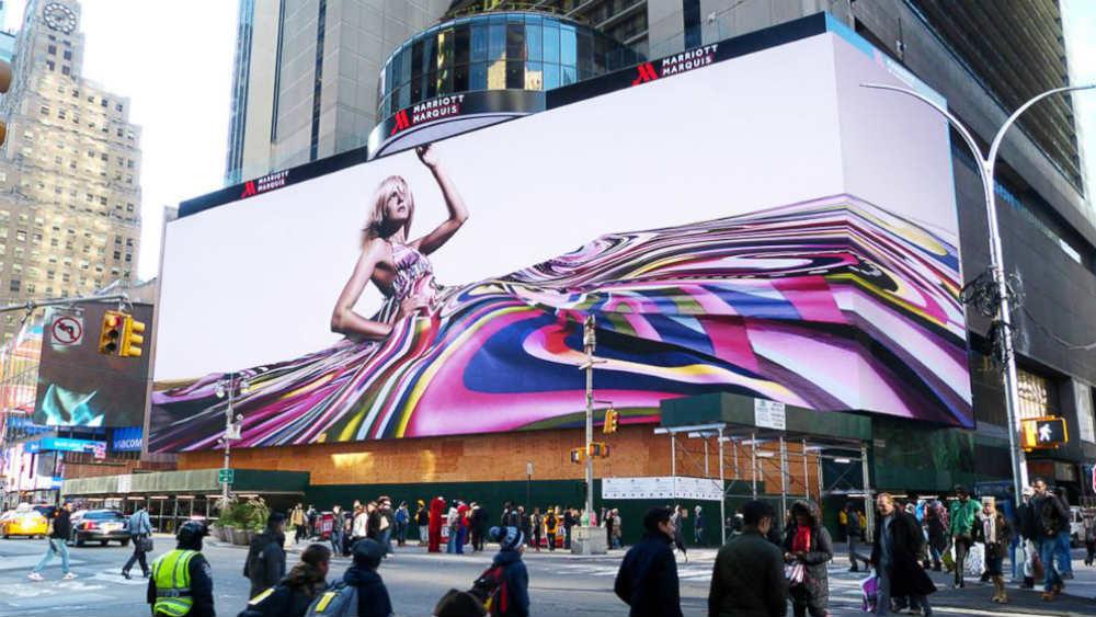 NYC advertising