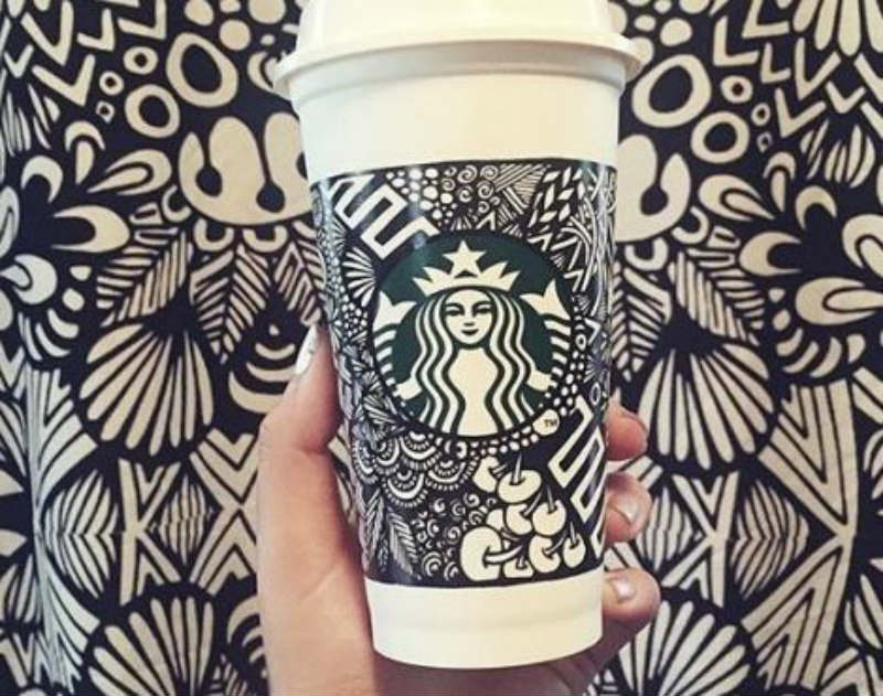 white cup contest