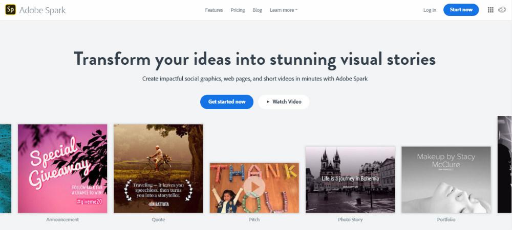 online graphic design service
