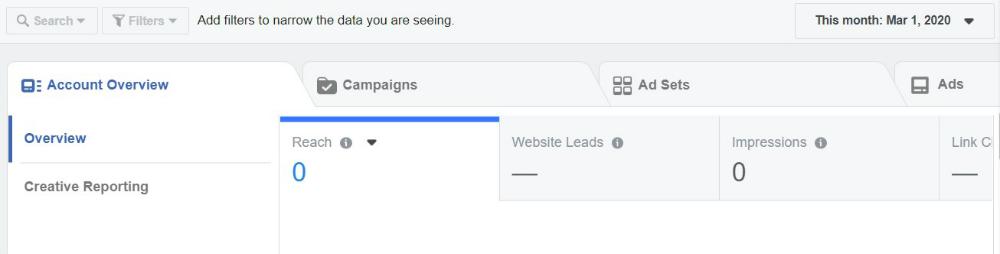 FB business retargeting