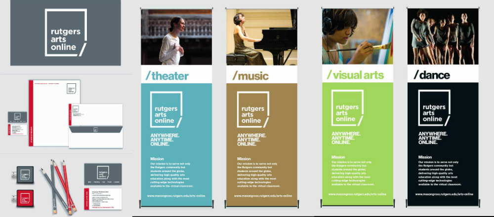 school graphic design example