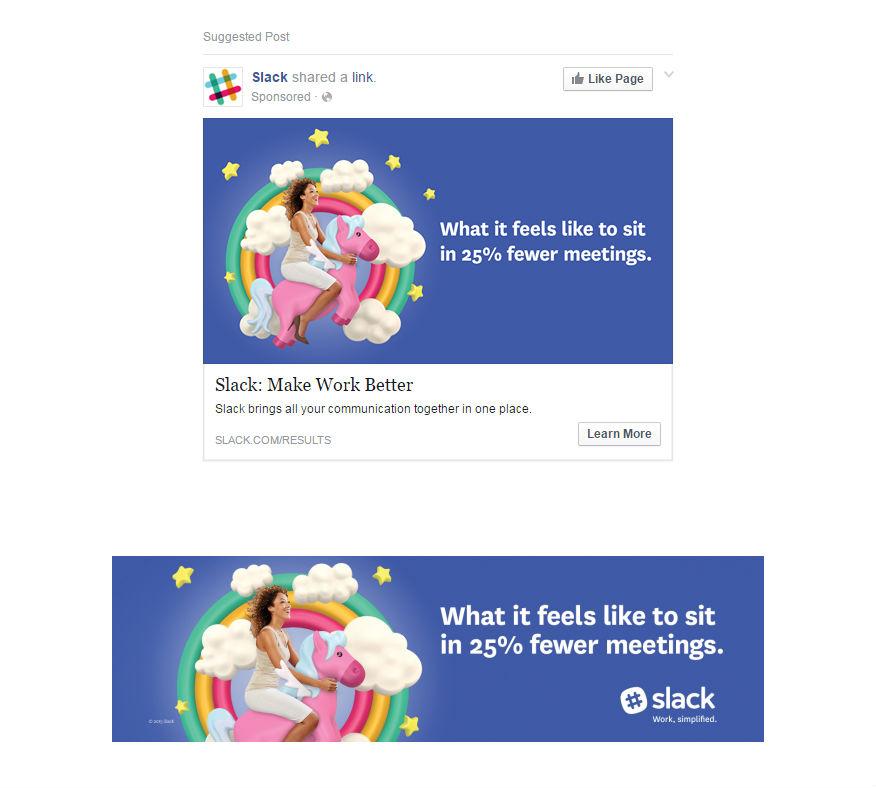 slack marketing