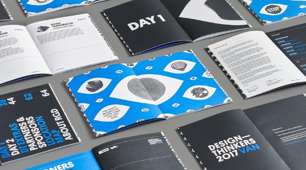 event guide design