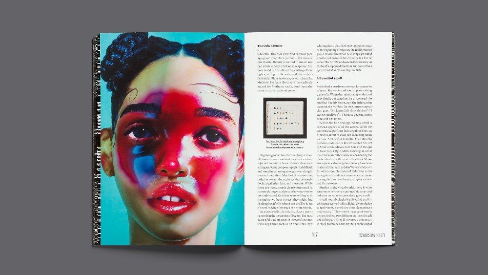 graphic design company portfolio