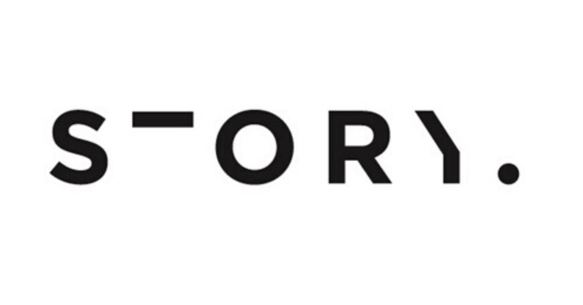 logo design text destruction example