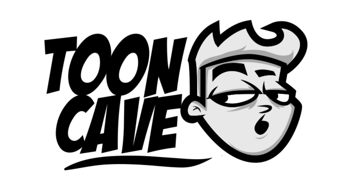 logo design cartoon example
