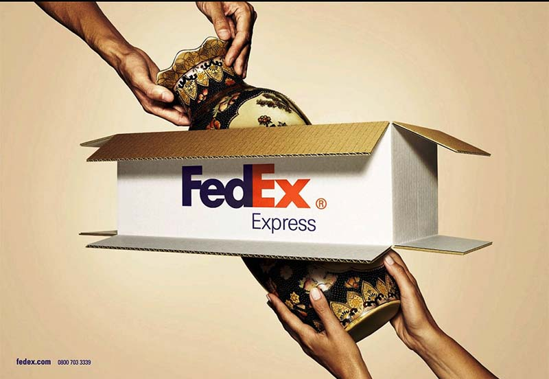 advertising design example