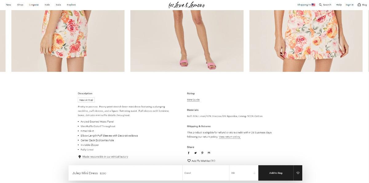 best ecommerce site example