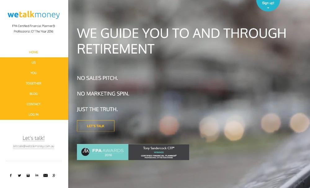 online store design example