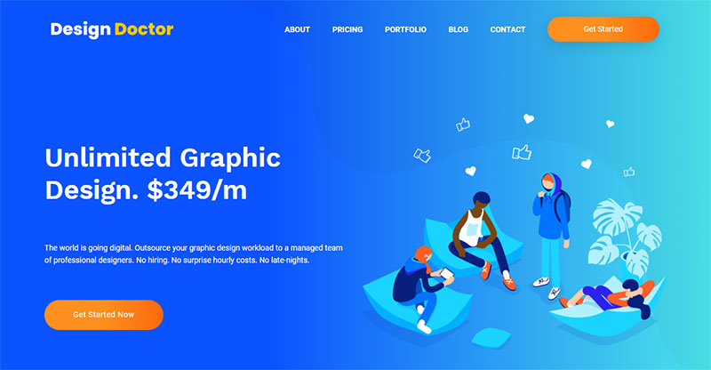 graphic design help service